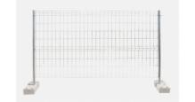 Продажа металлических заборов и ограждений Grand Line в Бобруйске Временные ограждения